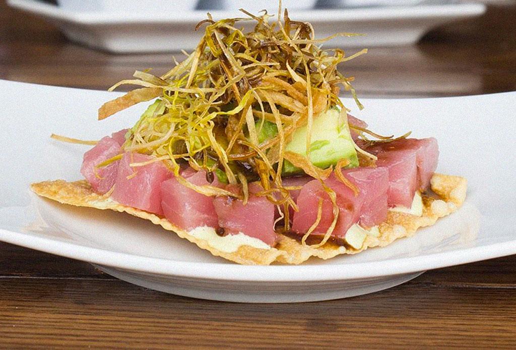 Las mejores tostadas de atún que probarás en la CDMX