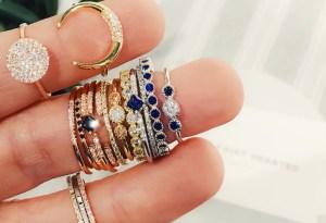 ¿Amante de los anillos? Estas son las tendencias de 2018