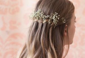 ¿No sabes cómo peinarte el día de tu boda? ¡Inspírate en estas trenzas!