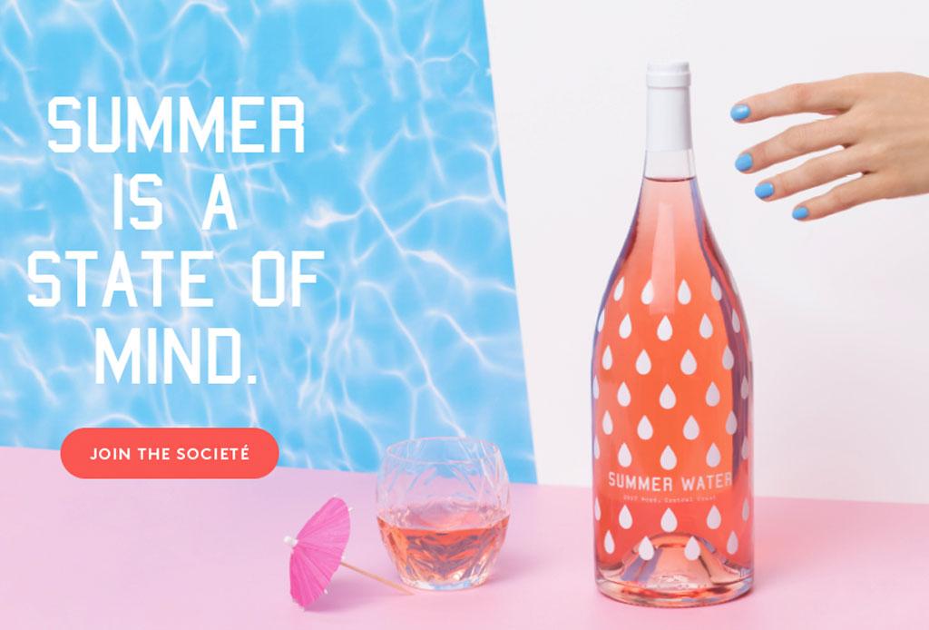 Si eres adicto al vino rosado, tienes que unirte a este club - club-vino-rosado