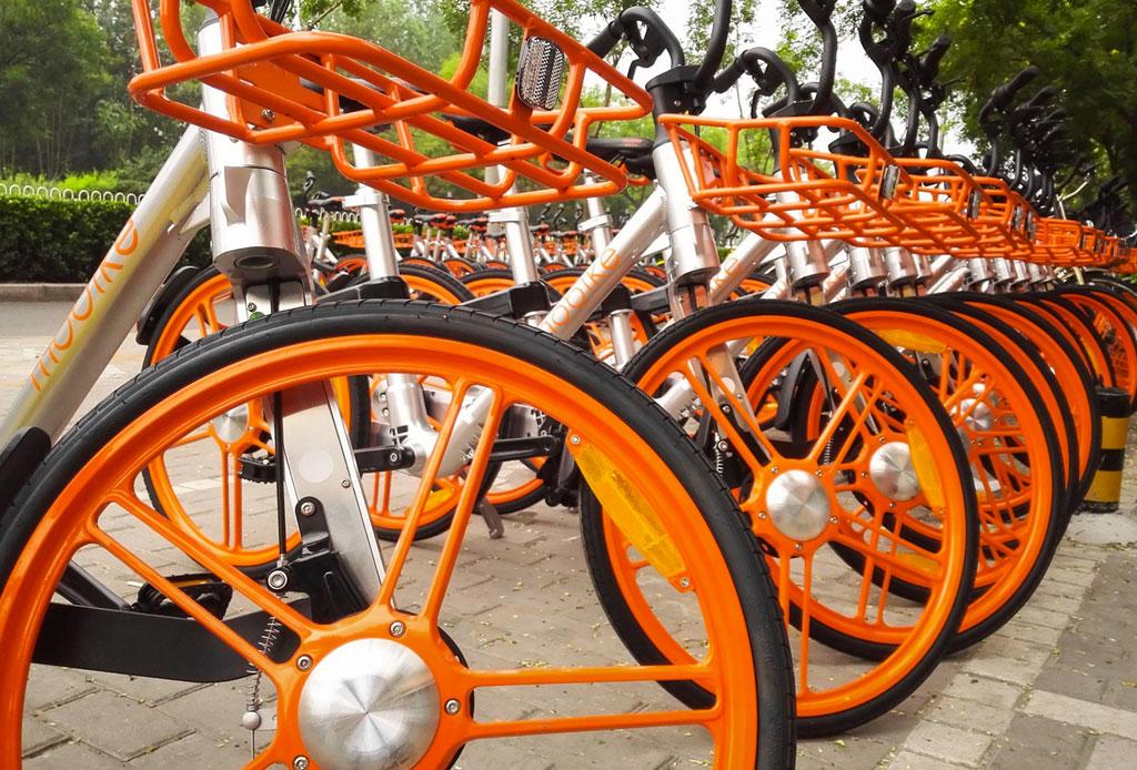 Mobike: las bicicletas de color naranja que han tomado la CDMX - mobike-bicicletas-naranja-cdmx-4