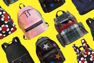 Viaja con estilo con estas mochilas de diseñador