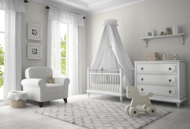 Consejos para decorar el cuarto de tu bebé - nur4