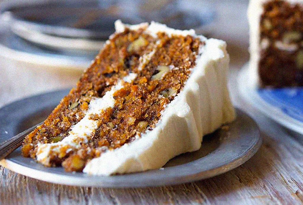 Presentamos nuestros pasteles de zanahoria favoritos en la CDMX