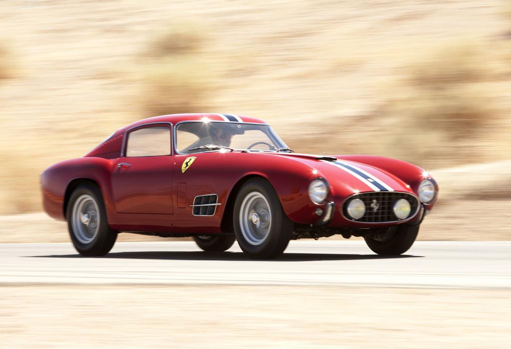 Los autos más caros en la historia de las películas - 1956-ferrari-250-gt-lwb-berlinetta-peliculas