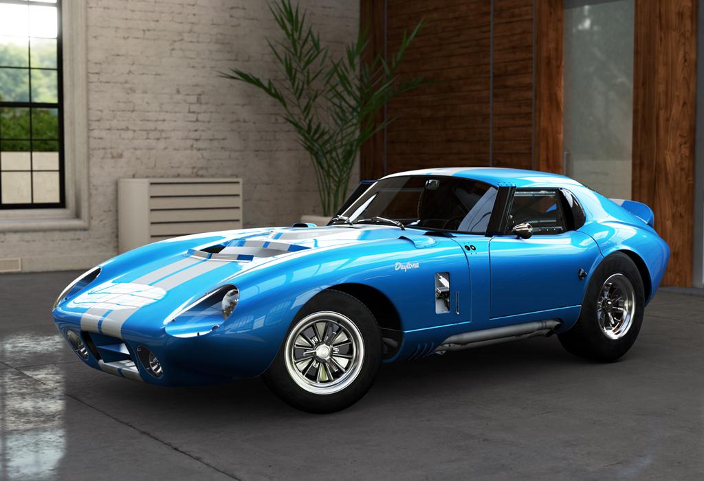 Los autos más caros en la historia de las películas - 1965-shelby-cobra-daytona-coupe
