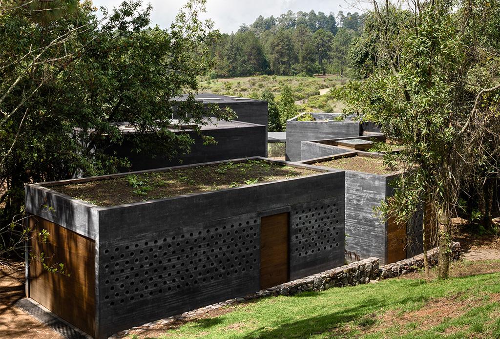 Casa Bruma: arquitectura que respeta el medio ambiente - bruma2