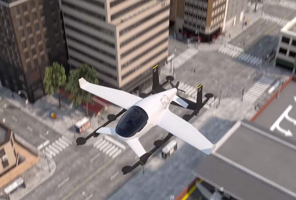 Esta torre residencial en Miami se prepara para los autos voladores del futuro - edificio-autos-voladores-4