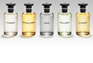¡Louis Vuitton ya tiene perfumes para hombres!