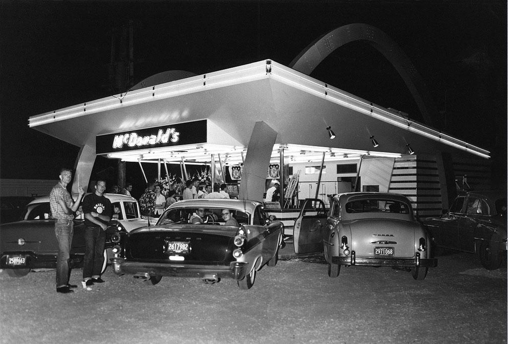 Visita el McDonald's más antiguo que aún continúa en servicio - mcdonalds-antiguo-2