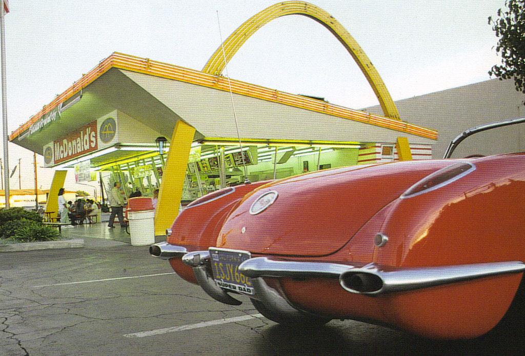 Visita el McDonald's más antiguo que aún continúa en servicio - mcdonalds-antiguo