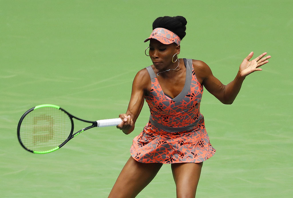 Esta es la música con la que Venus Williams entrena