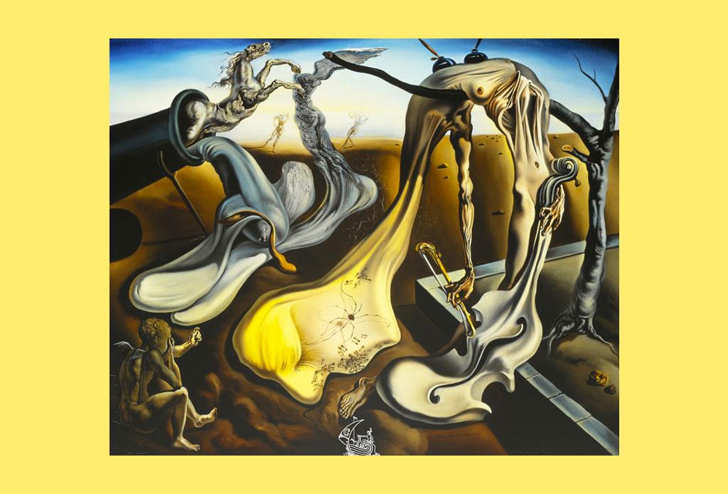 Salvador Dalí y su relación con la música - salvador-dali-obras-musica-2
