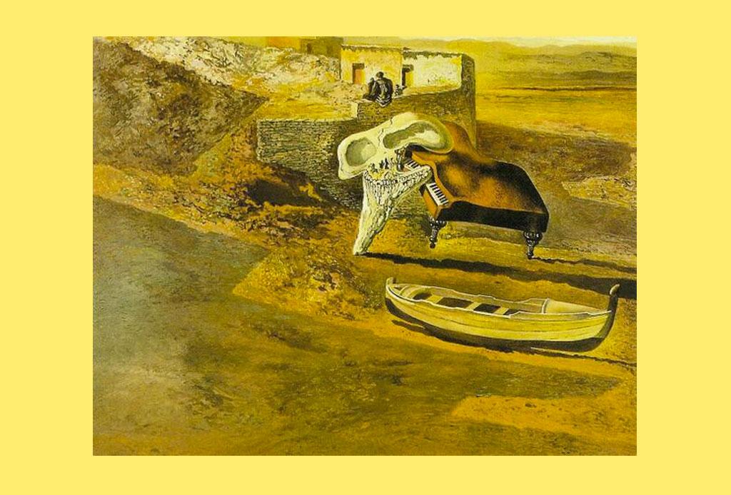 Salvador Dalí y su relación con la música - salvador-dali-obras-musica-8