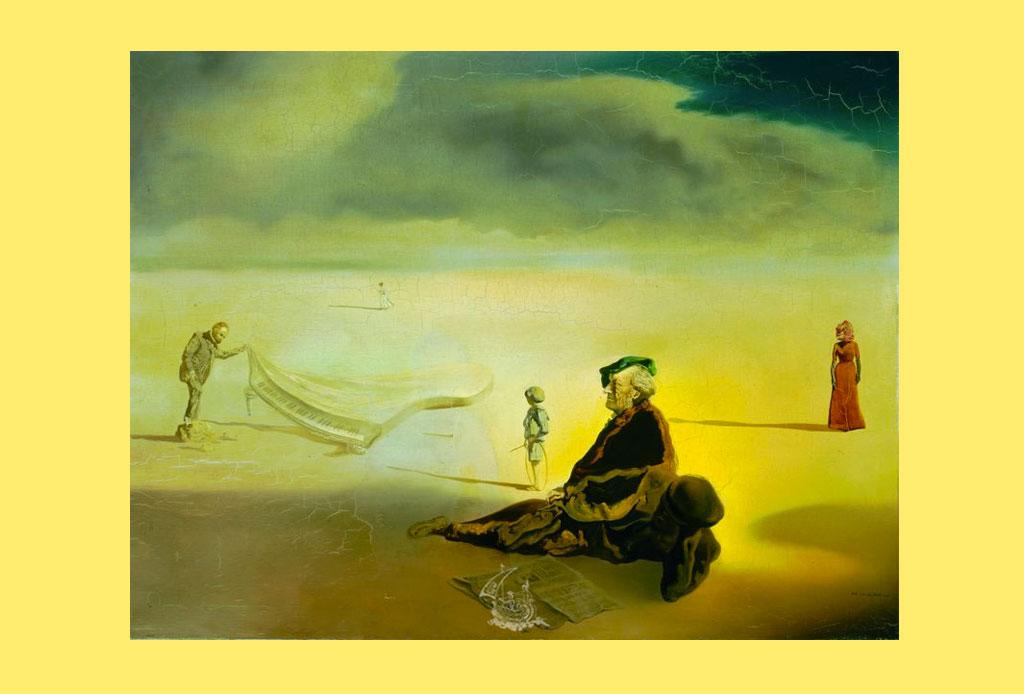 Salvador Dalí y su relación con la música - salvador-dali-obras-musica-9