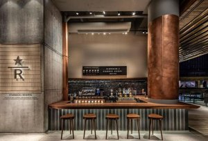 Así es la exclusiva cafetería que Starbucks abrió en México