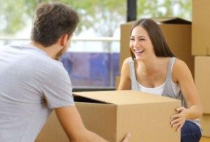 La tendencia de las parejas modernas: vivir juntos pero separados…
