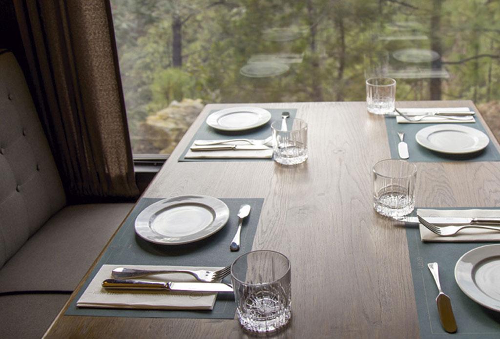 Urike es el nuevo restaurante gourmet del Chepe, el tren más famoso de México - urike-restaurante-ferrocarril-chepe-2