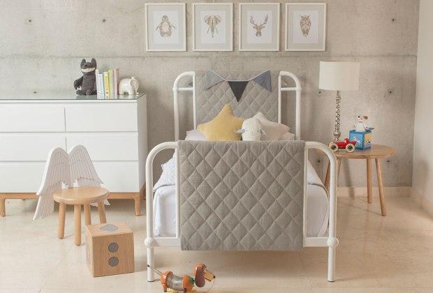 Si quieres redecorar la habitación de tus pequeños, estas son las tendencias que debes tomar en cuenta - decoracion-habitacion-ninos