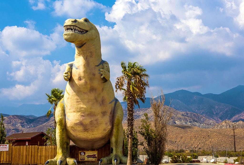 6 spots muy cool de Palm Springs para llenar tu Instagram de color