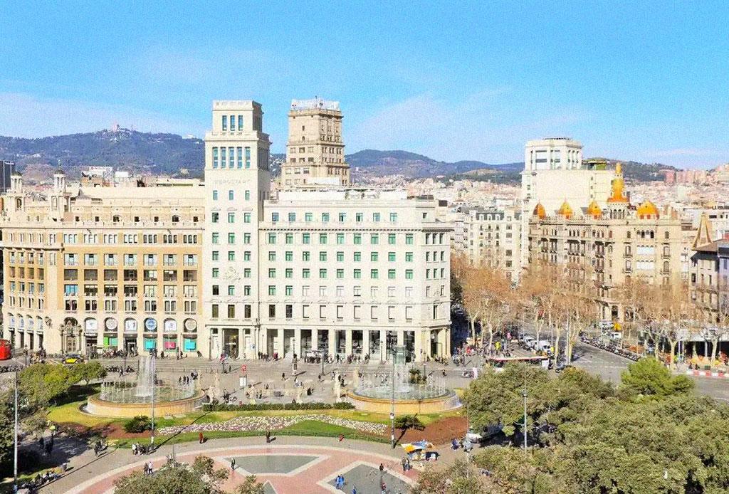 ¿Vas a Barcelona pronto? Este es el hotel más céntrico para disfrutar la ciudad al máximo