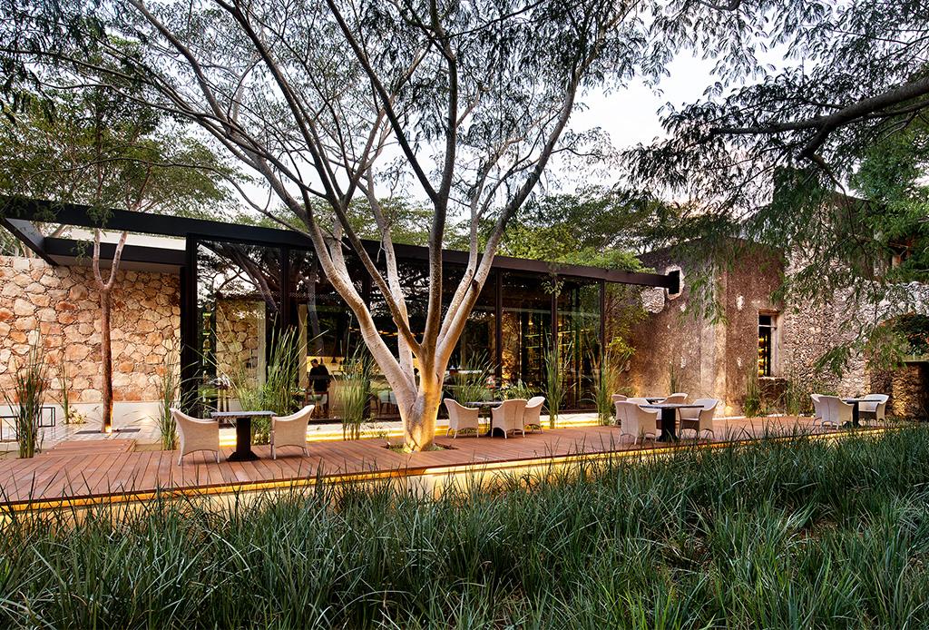 Según la UNESCO, el restaurante más hermoso del mundo es MEXICANO - ixiim3