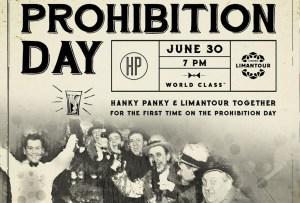 Hanky Panky Open Doors - prohibition-day