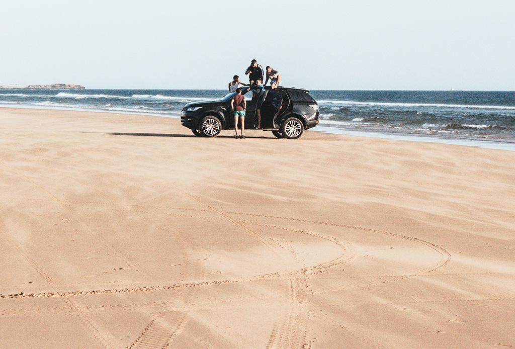 Disfruta de este playlist para disfrutar de un road trip en Baja California