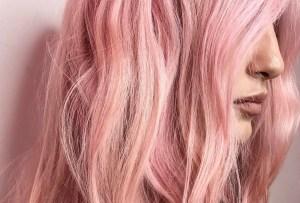 Rose gold: el color del momento para tu pelo ¡inténtalo con estos looks!
