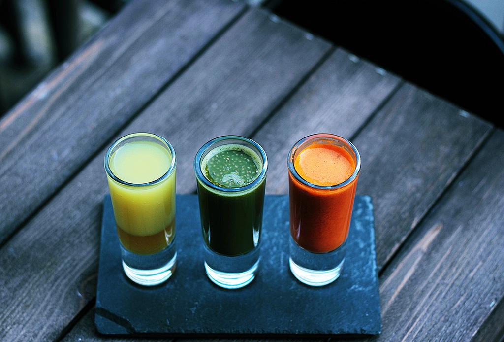 Las claves para disfrutar un par de drinks y mantenerte en forma - saludable3