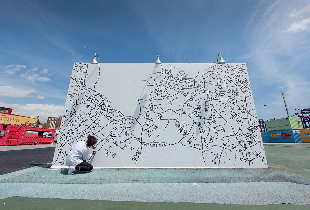 Colaboraciones muy cool que nos encantan de Shantell Martin - shantelmartin2