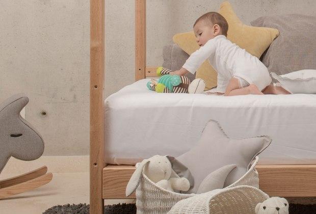Si quieres redecorar la habitación de tus pequeños, estas son las tendencias que debes tomar en cuenta - tendencias-decoracion-cuarto-ninos-5