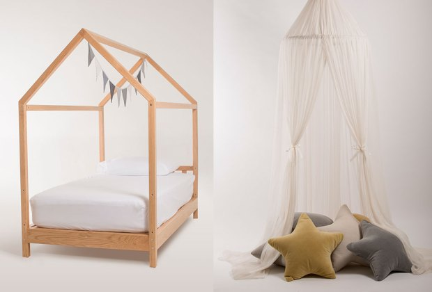 Si quieres redecorar la habitación de tus pequeños, estas son las tendencias que debes tomar en cuenta - tendencias-decoracion-cuarto-ninos