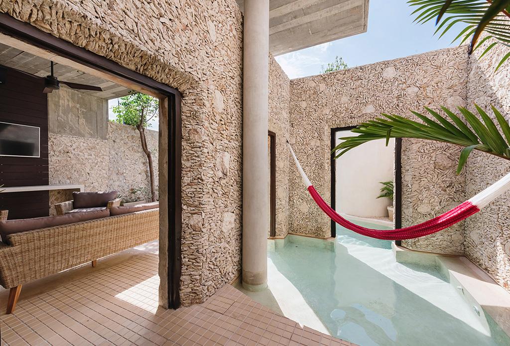 Casa Xólotl: una mágica casa yucateca con pasillos de agua - xolotl3