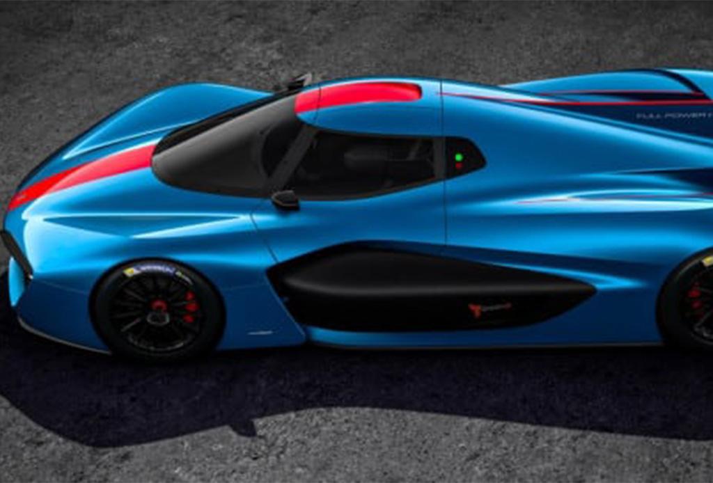 Así lucirá el auto eléctrico más caro y veloz del mundo - autoveloz2