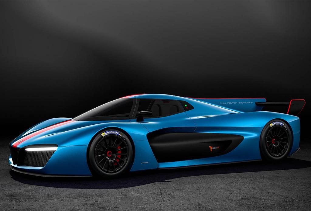 Así lucirá el auto eléctrico más caro y veloz del mundo - autoveloz6