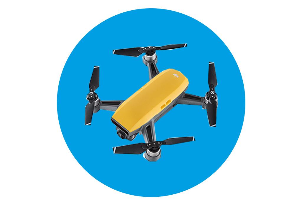 5 drones que deberías tener si eres principiante con esta tecnología - drone2