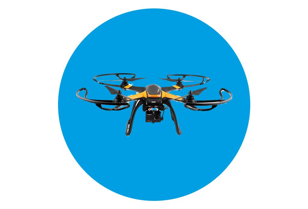 5 drones que deberías tener si eres principiante con esta tecnología - drone4
