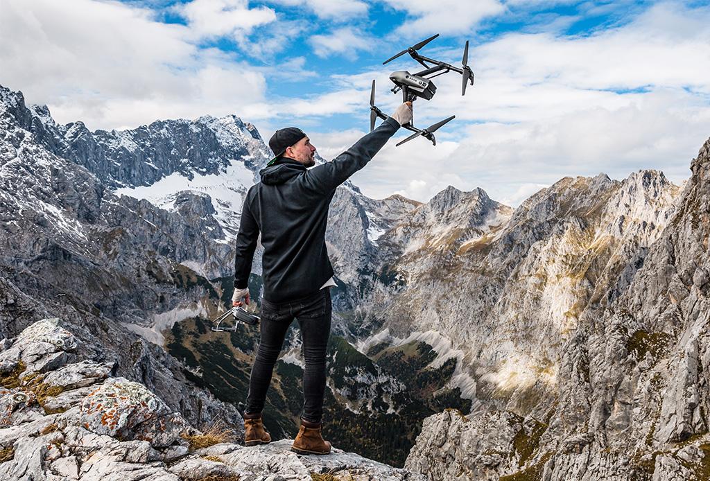 5 drones que deberías tener si eres principiante con esta tecnología