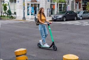 Grin: la nueva forma ecológica de transportarte en la CDMX