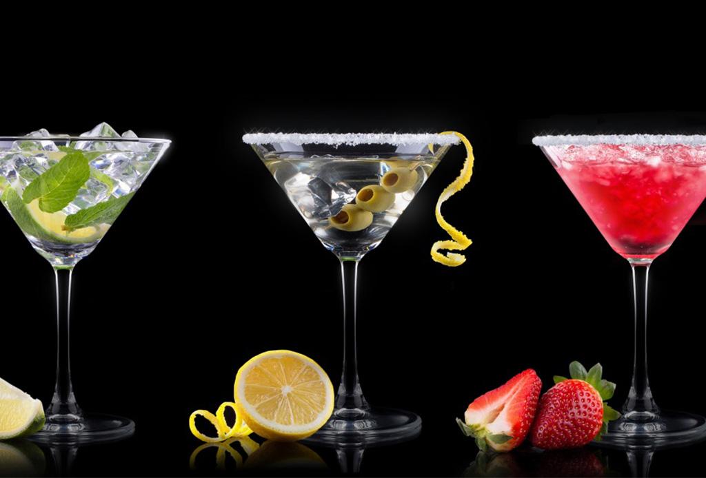 3 recetas de martinis con vodka para preparar en menos de 5 minutos - martinis3