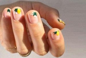 ¿Amas las flores? Estos sofisticados diseños de nail art son para ti