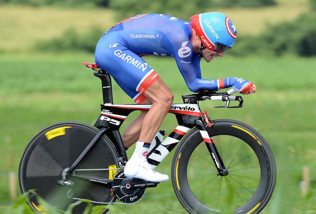 Estos ciclistas podrían competir contra un automóvil - tourdefrance5