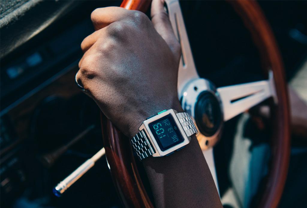ARCHIVE M1, los relojes retro que debes tener de Adidas