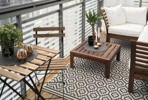 Decora tu balcón y transfórmalo en un espacio acogedor con estas ideas