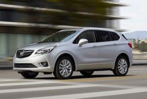¿Ya conoces la nueva SUV Buick Envision 2019?