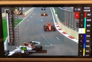 F1 Vision: el gadget que necesitas para disfrutar al máximo de la Formula 1