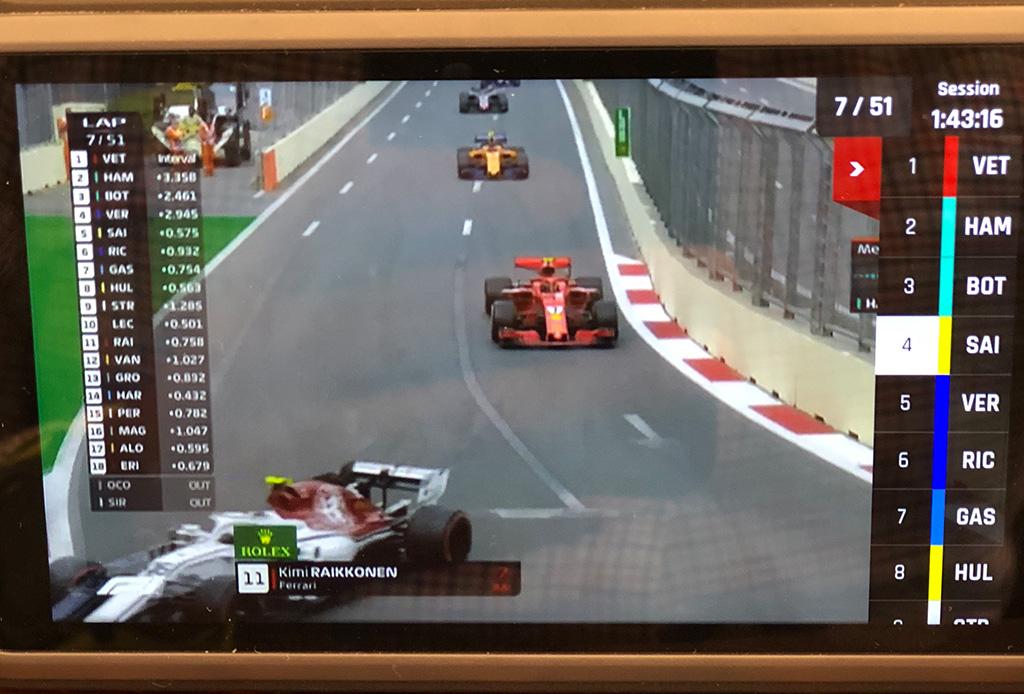 F1 Vision: el gadget que necesitas para disfrutar al máximo de la Formula 1 - f1vision1