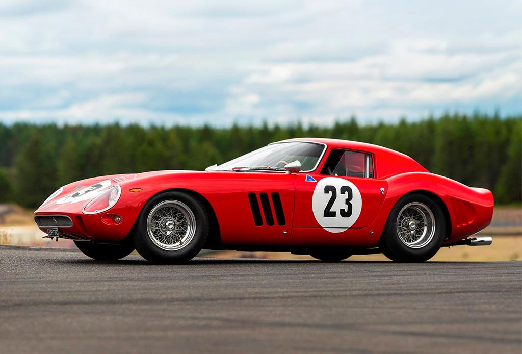 Ferrari tendrá el auto más costoso de la historia - ferrarisubasta1