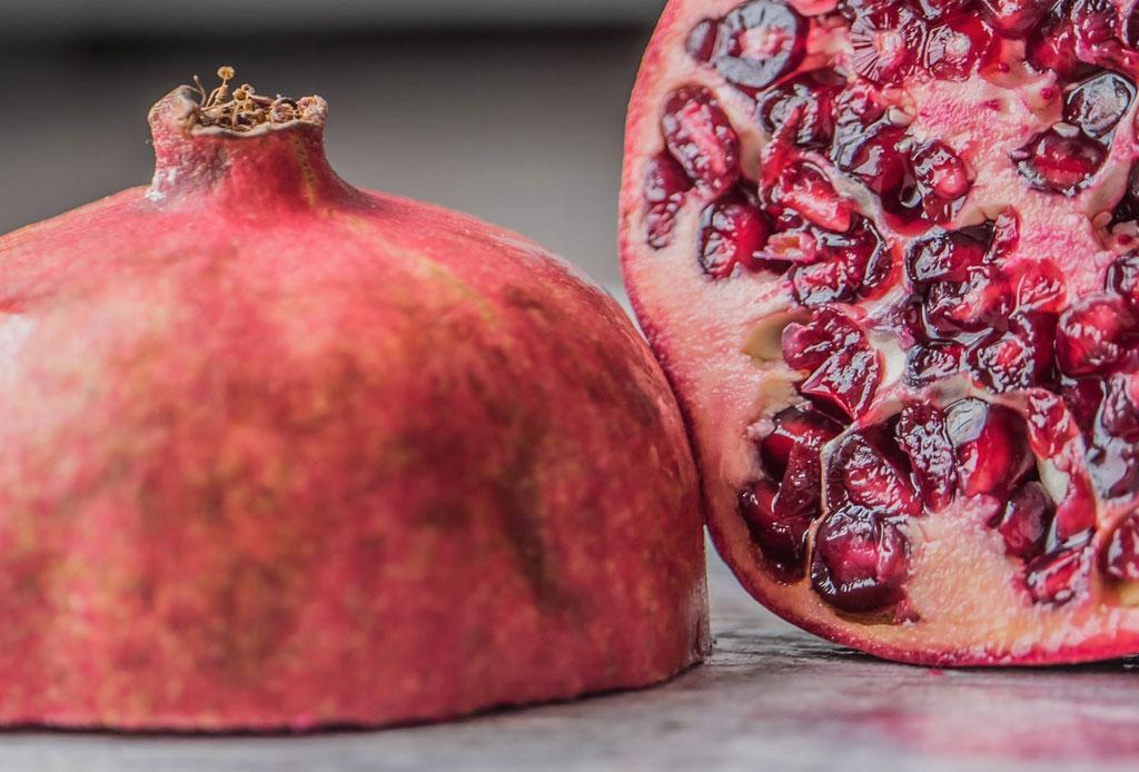 Conoce los beneficios de la granada, la fruta de esta temporada - granada-3
